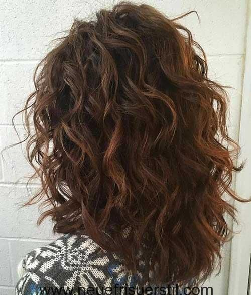 Dicken Welligen Langen Frisur Frisuren Haarschnitte Frisuren Fur Welliges Haar Haarschnitt