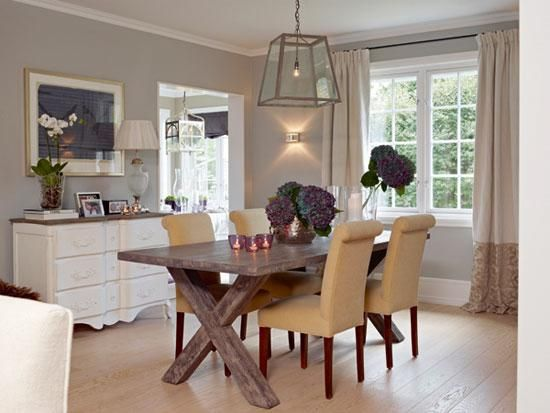 Beautiful Dining Room Love With A Casual Style
