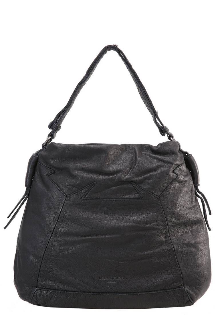 cee6a9377cd56 Liebeskind. MEDEA - Shopping Bag - nairobi black.  leder  taschen   ledertaschen