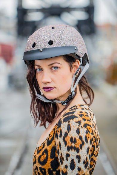 Sawako Furuno Sparkle Multi Glitter Helmet Www Sawakofuruno Com
