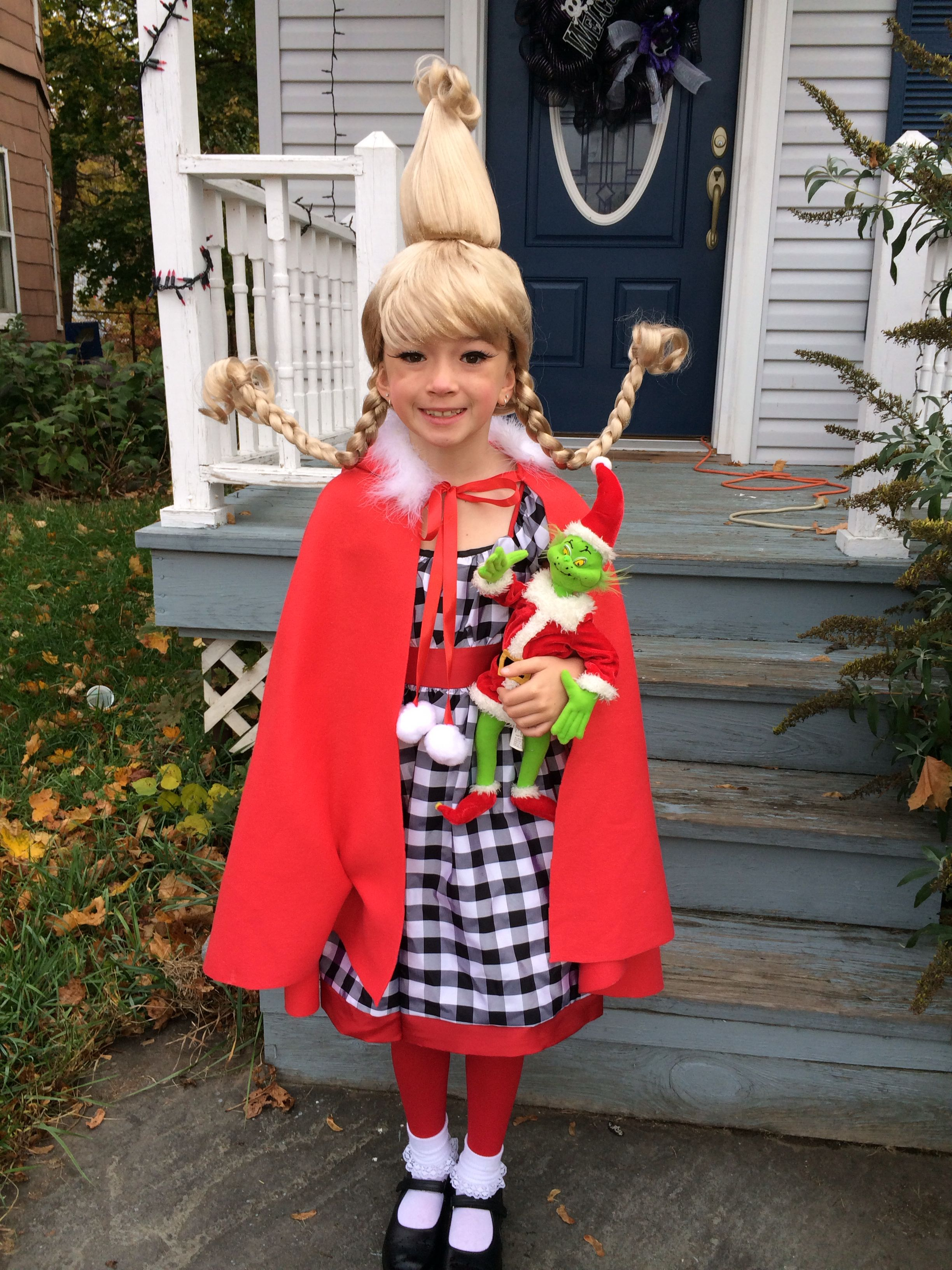 Cindy lou who costume … Cindy lou who costume, Christmas