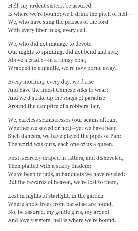 Marina Tsvetaeva Poems 1