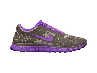 b9d7962592772 Nike Free 4.0 Women s Running Shoe -  90.00 - love the purple and the black  ones