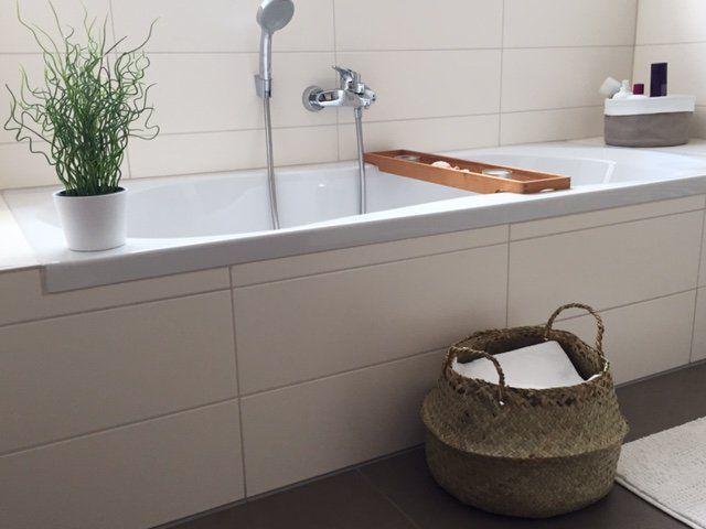 Der Neue im Bad - körbe für badezimmer