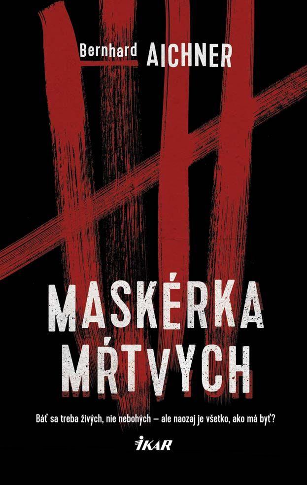 Keď zistí, že Markovu smrť si želala pätica vplyvných mužov, neváha ani minútu a zaútočí. Jej pomsta je krutá a nemilosrdná.  Viac: http://www.bux.sk/knihy/215654-maskerka-mrtvych.html