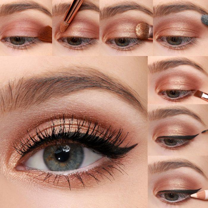 ▷ 1001 + ideas para un maquillaje perfecto: pintura facial para principiantes
