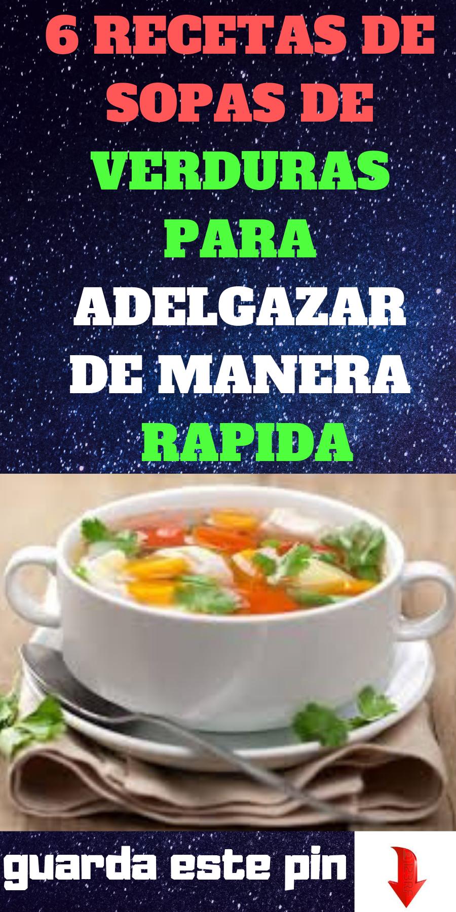 Como preparar la sopa de cebolla para bajar de peso