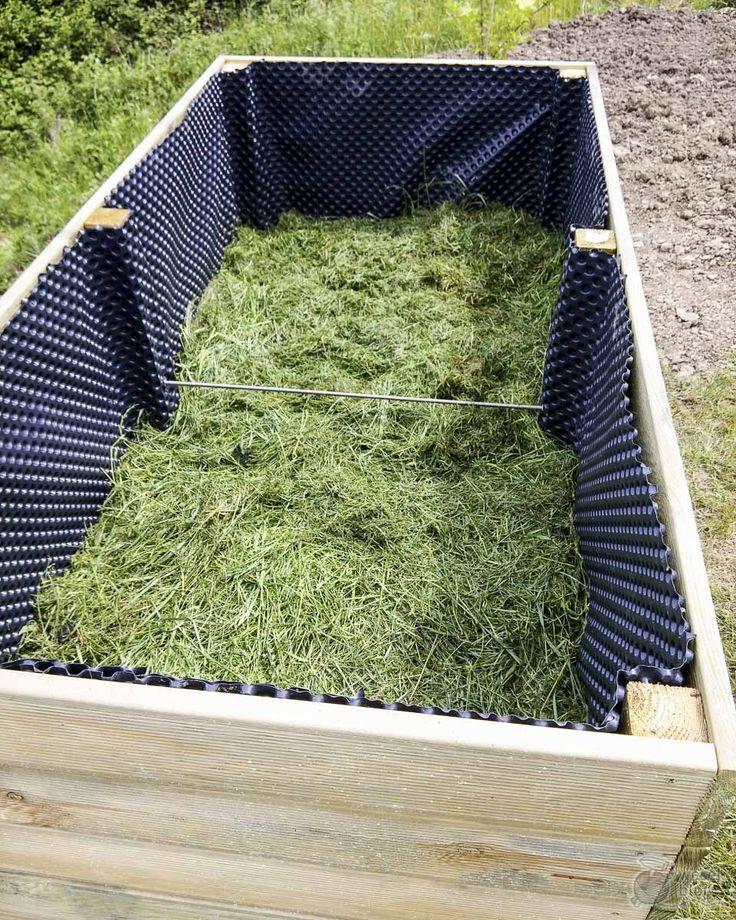 Perfekte Hochbeetfullung In 6 Schichten Auch Fur Gartenneulinge Garten Hochbeet