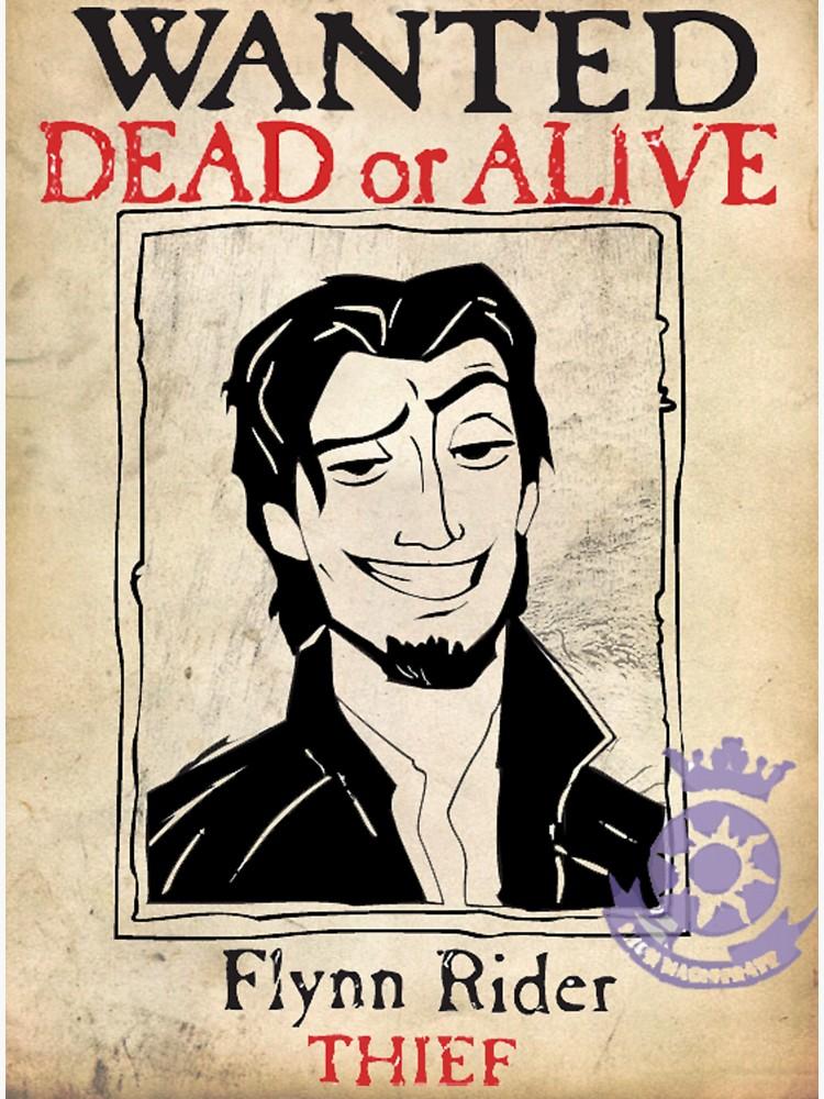 Flynn Rider Sticker by pikachufan1336