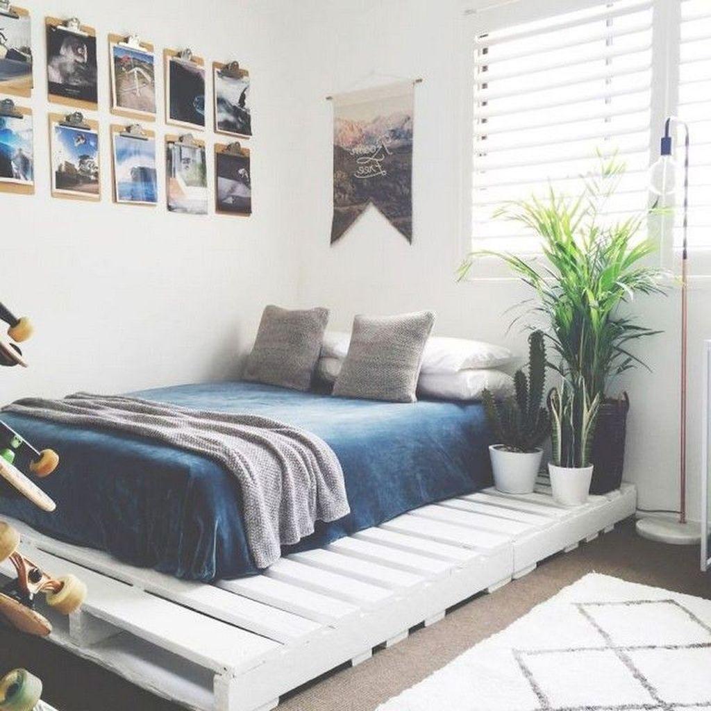 Modele De Lit En Palette 33 the best simple bedroom decor ideas you must try | lit en