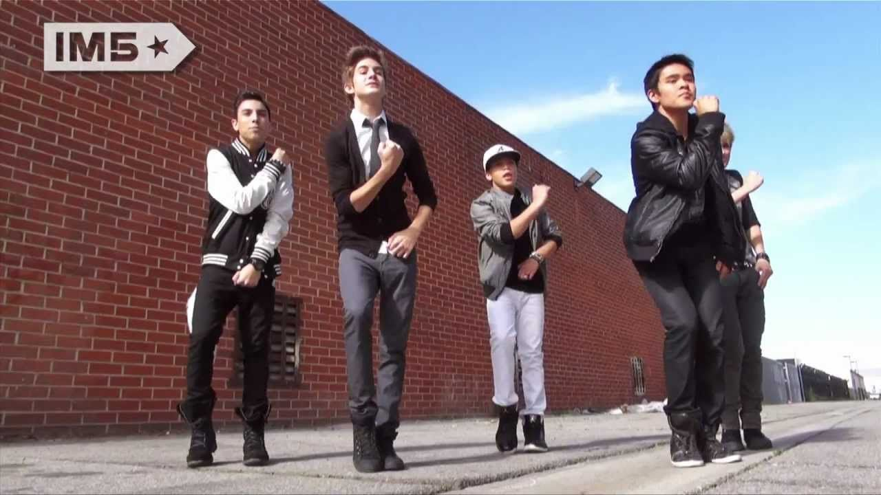 im5 its gonna be me - nsync cover
