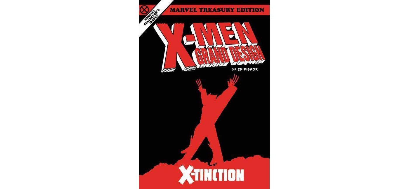 X Men Grand Design X Tinction 2019 1 Vf Nm Character Variant Cover Ebay Grand Designs X Men Variant Covers