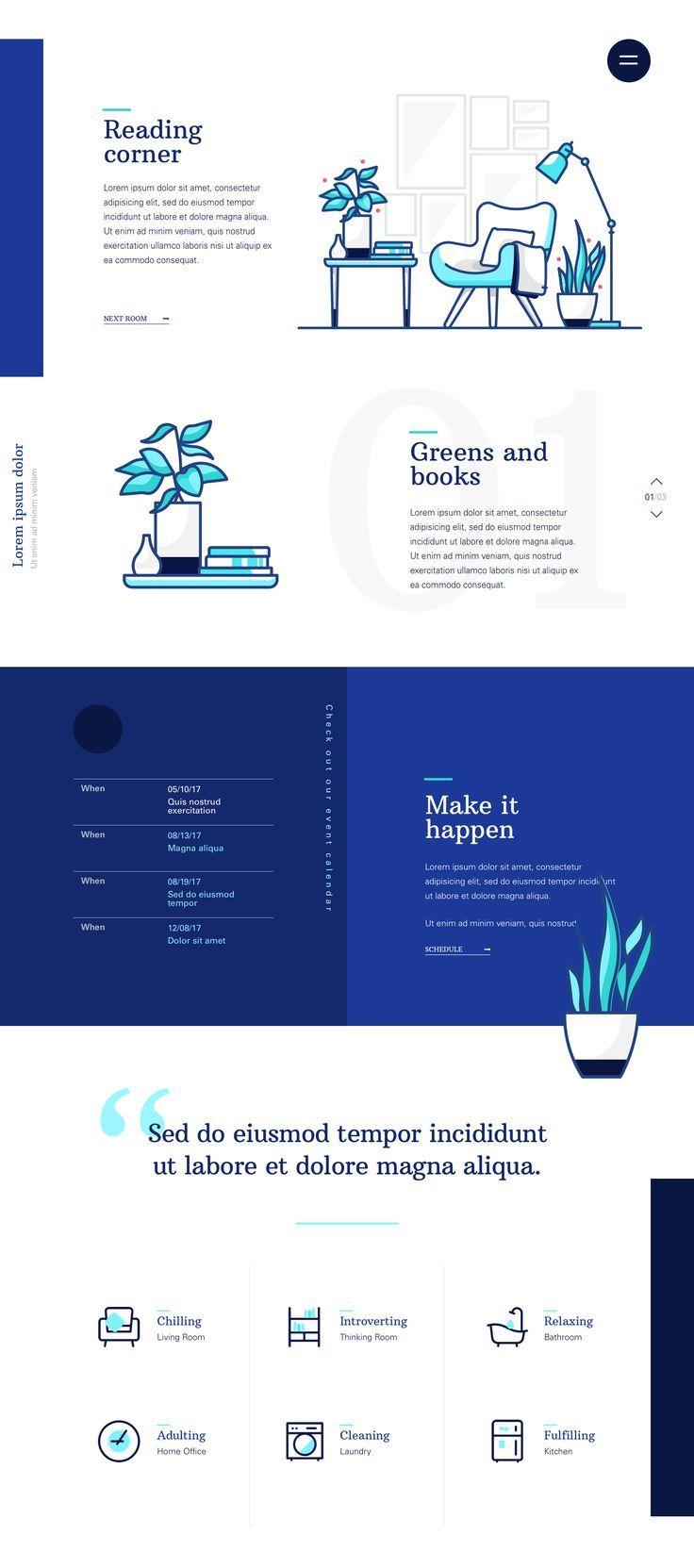Clean Modern Website Inspiration Modern Web Design Web Design Web App Design