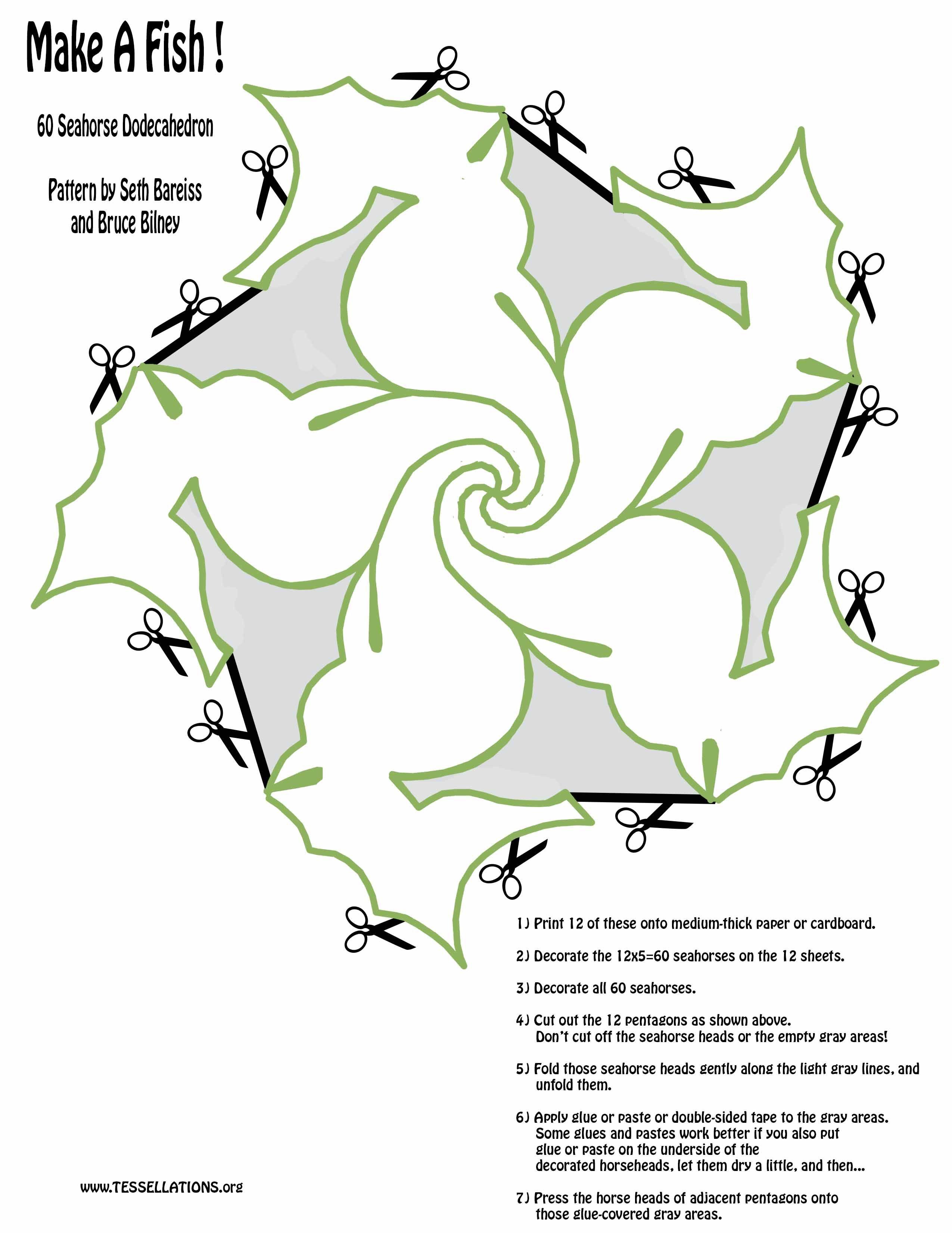 Tessellation Pattern Template