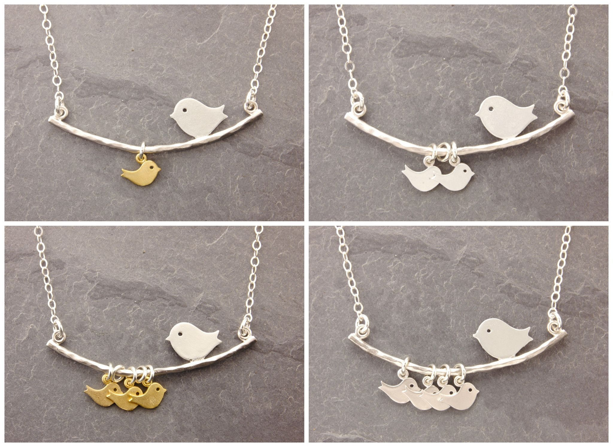 Single mom necklace ii kids by meguus attic products pinterest