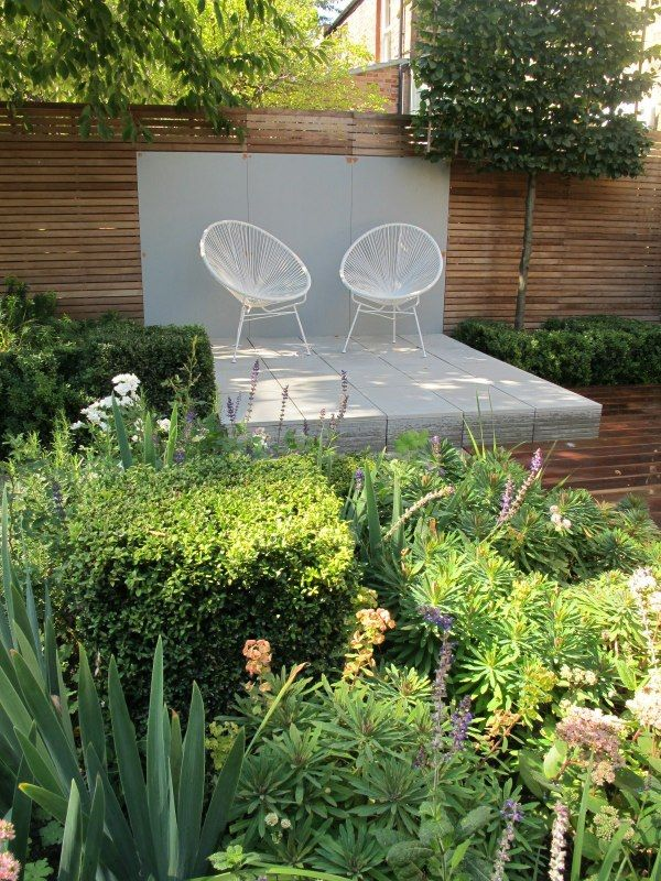 Design By Lucy Willcox, Short Listed In The Society Of Garden Designers  Awards