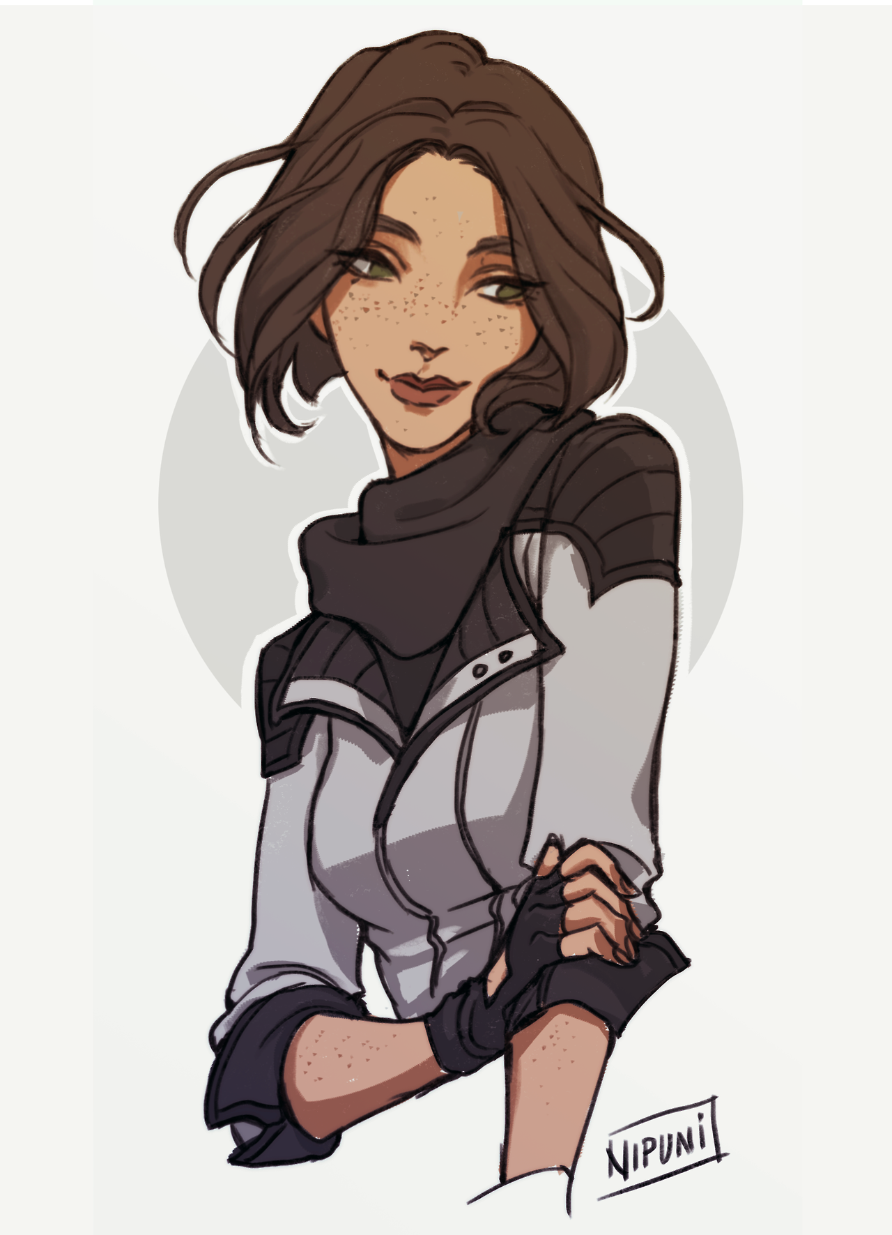 Noa Ryder A Quick Sketch Of Her Because My Free Time Was