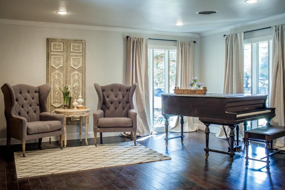 24++ Fixer upper living rooms information