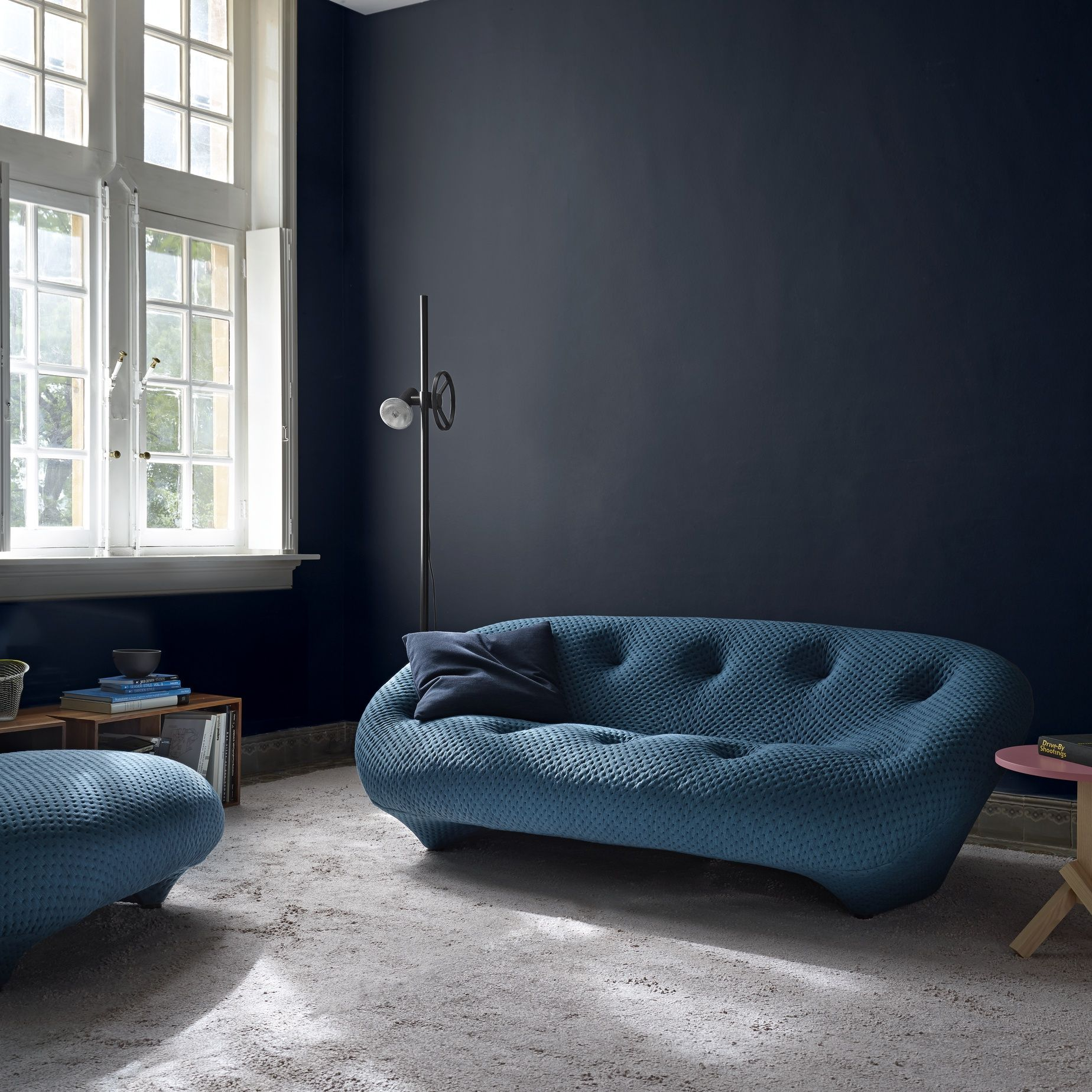 ploum sofas designer r e bouroullec ligne roset. Black Bedroom Furniture Sets. Home Design Ideas