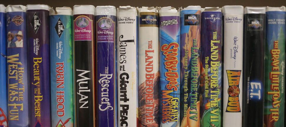 Some Of The Vhs Tapes Are Going For Anywhere Between 50 And 250 On Ebay Disney Vhs Tapes Vhs Vhs Tapes