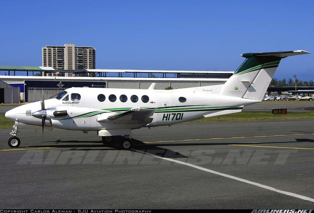 Beech B200 Super King Air aircraft picture Aircraft