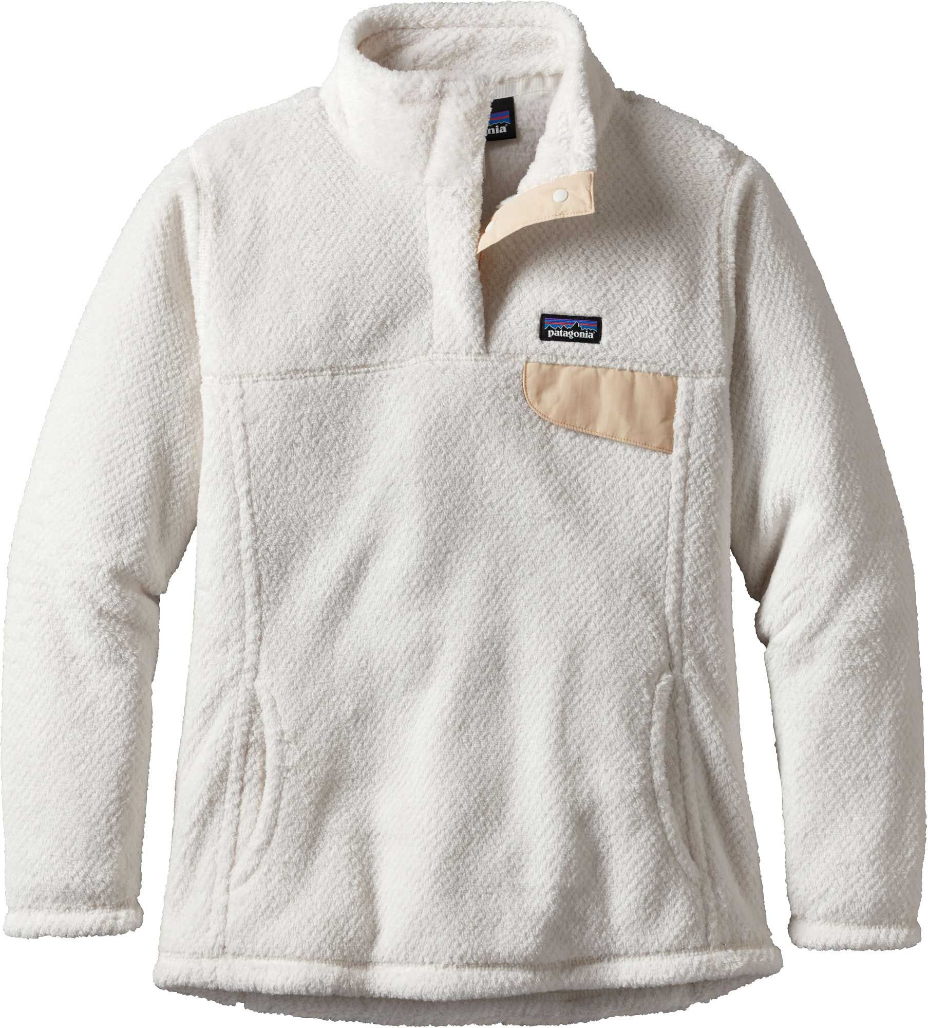 Patagonia Girls Re Tool Snap T Fleece Pullover Size