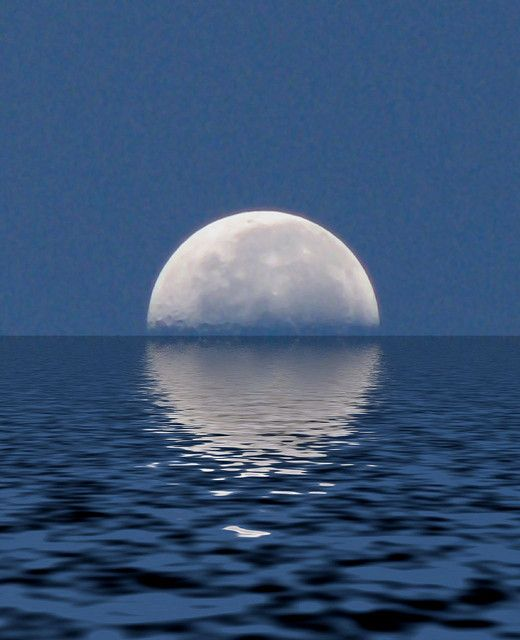 Moon Over The Water Lunar Reflections Beautiful Moon Pictures Moonlit Sky Moon Photography