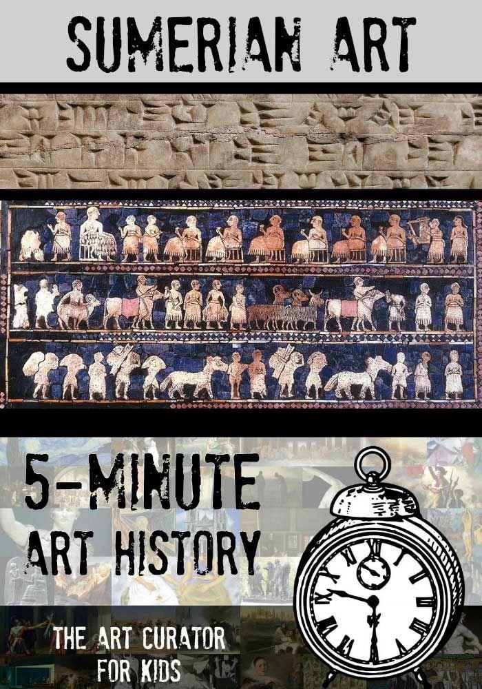 Ancient Mesopotamian Art And Architecture 5-minute art history: sumerian art from mesopotamia | sumerian
