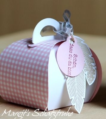 Guest Gift Box (Christening)
