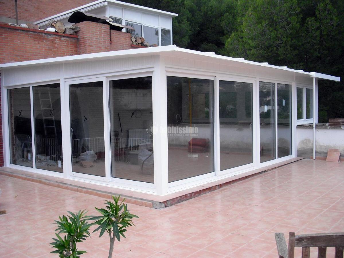 Cerramientos de ticos y terrazas herm ticos sofi for Cerramiento aluminio terraza