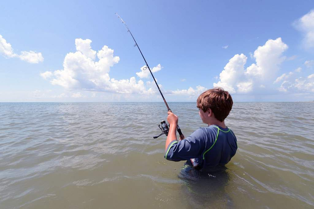 Its License Free Saltwater Fishing Weekend In Florida Saltwater Fishing Saltwater National Park Pass