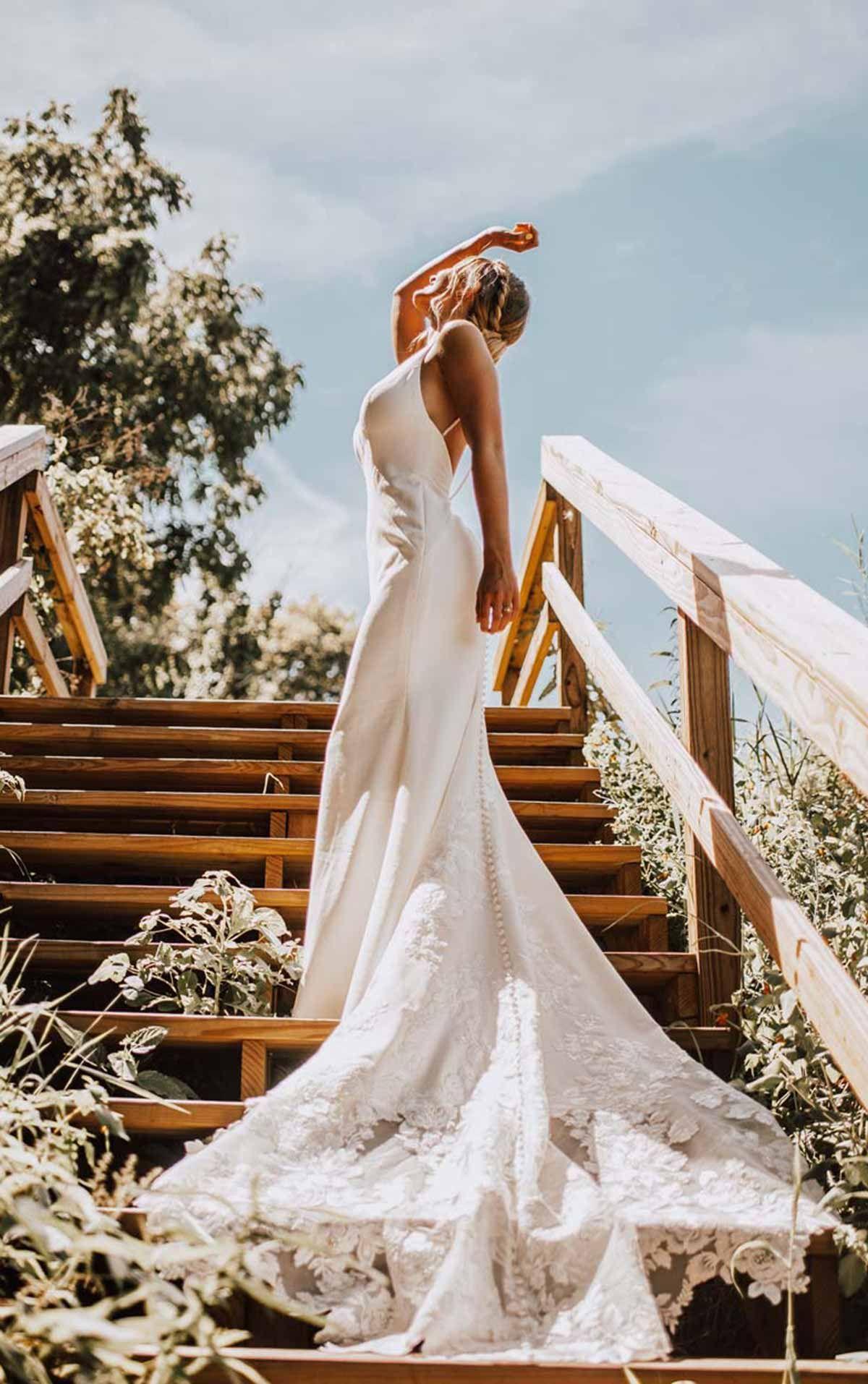 Essense Of Australia D3112 Essense Of Australia Wedding Dresses Wedding Dresses Sheath Wedding Dress [ 1914 x 1200 Pixel ]