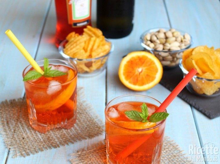 Spritz, aperitivo con dosi e ingredienti|RicetteDalMondo