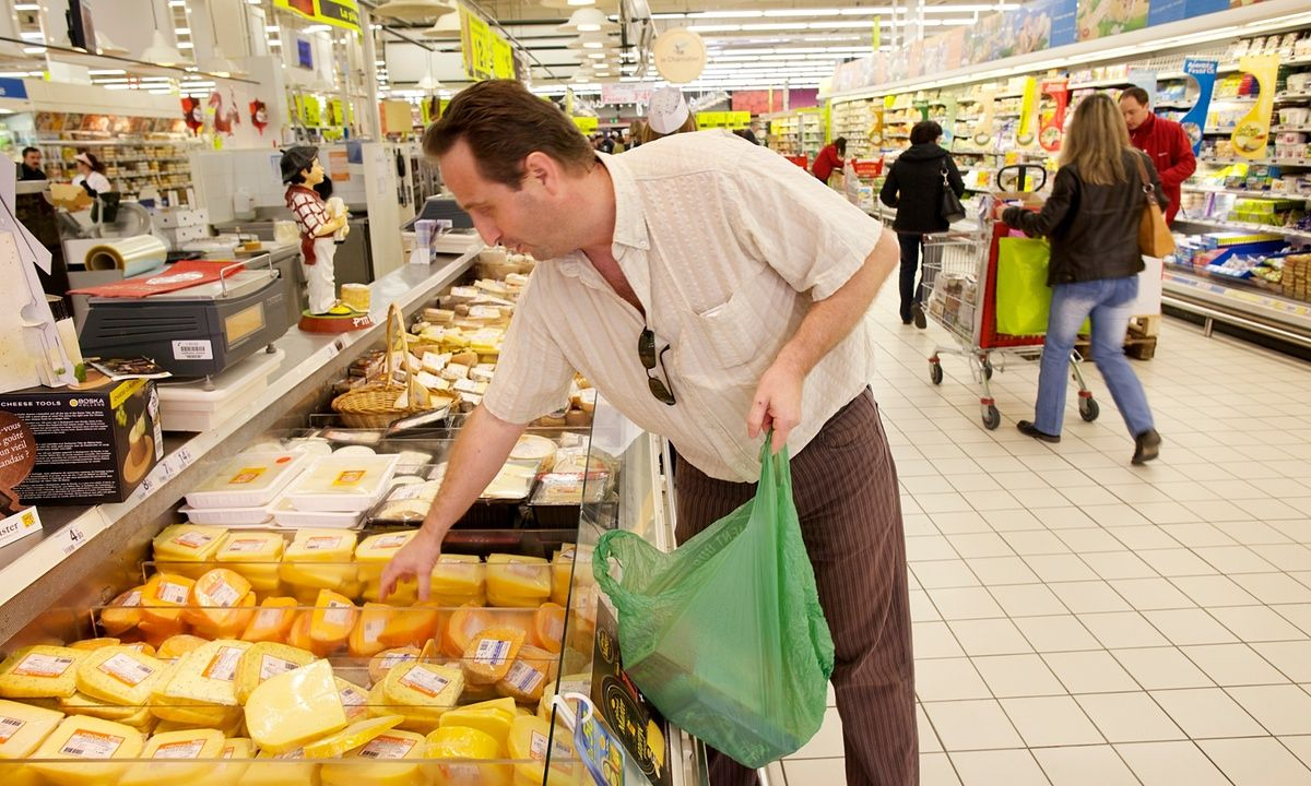 Legislation barring stores from spoiling and throwing away food is aimed at tackling epidemic of waste alongside food poverty