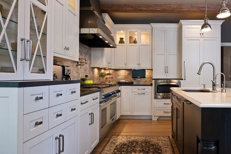 Best This Bria Cabinetry Frameless Full Access Kitchen By 400 x 300