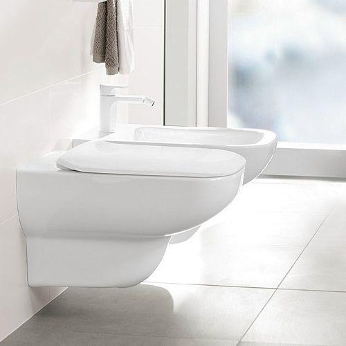 Villeroy Boch Joyce Konzolna Toaletna Chiniya Ss Sedalka S Pl Zatvaryane 5607hr01 Bathroom Bathroom Taps Toilet
