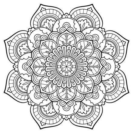 Adult Coloring Pages   Free Online Coloring Books  Printables