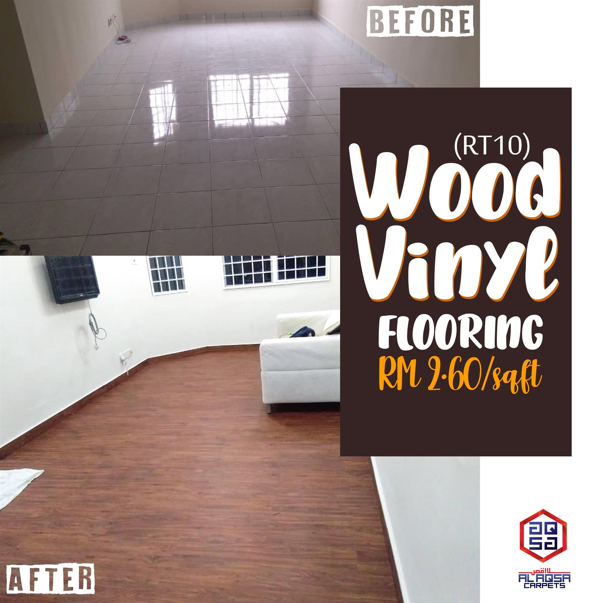 Not Sure Which Flooring Is Best For Your Needs Alaqsa Carpets Will Help You Find A Perfect Match Look At This Wo Wood Vinyl Pvc Flooring Flooring