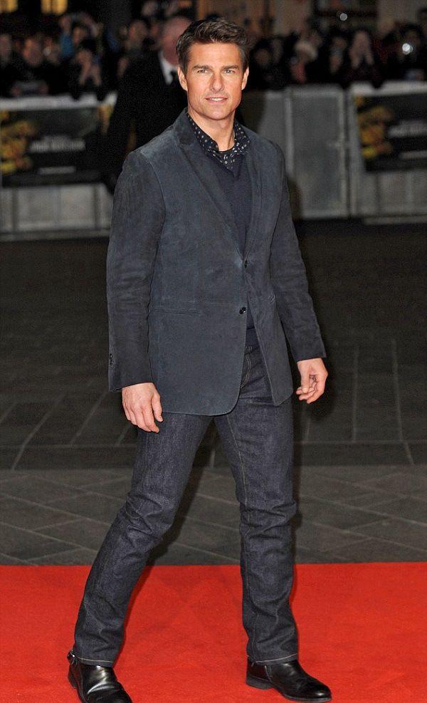 Tom Cruise Height Weight Body Measurements Tom Cruise