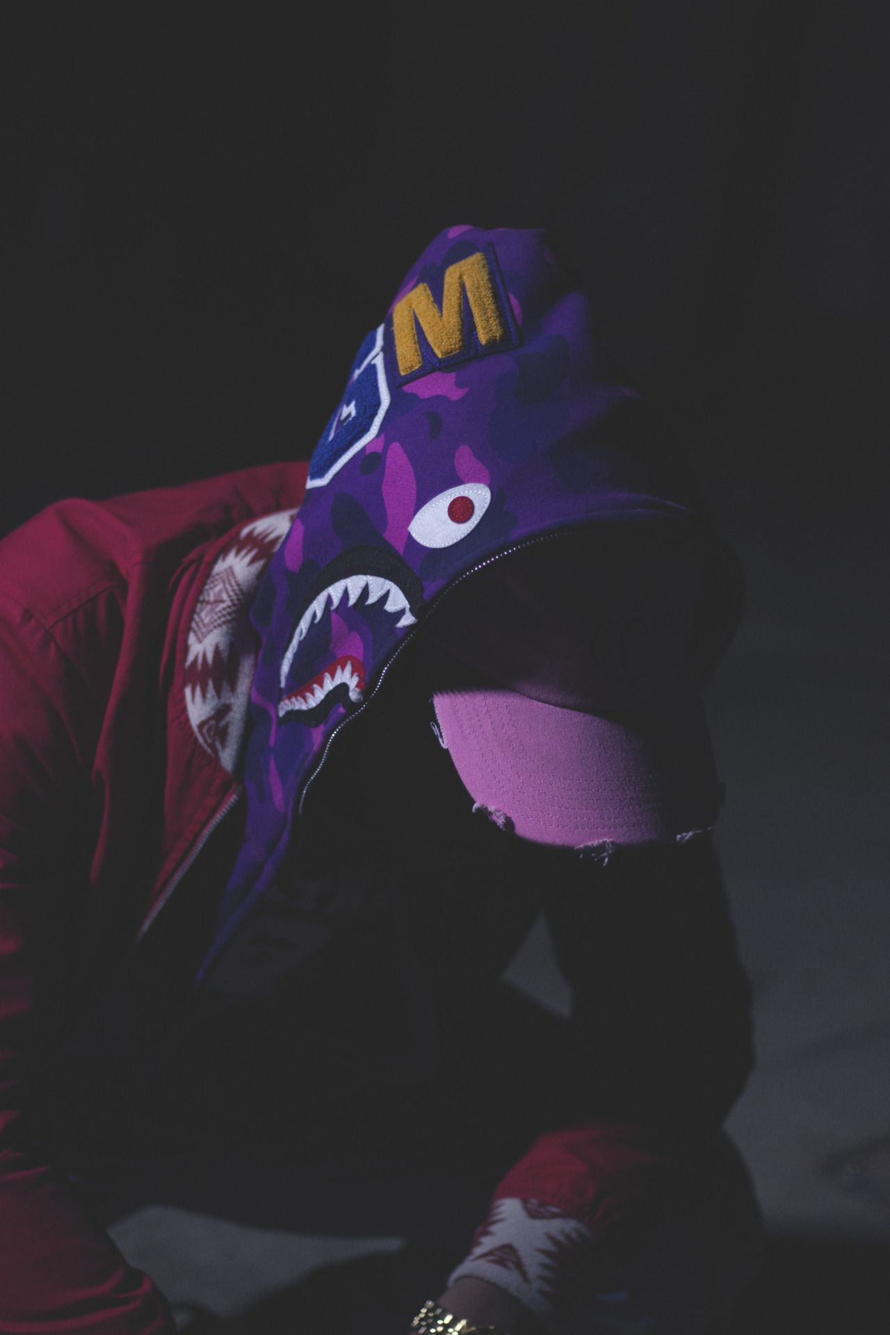 WGM x BAPE Bape shark, Bape wallpapers