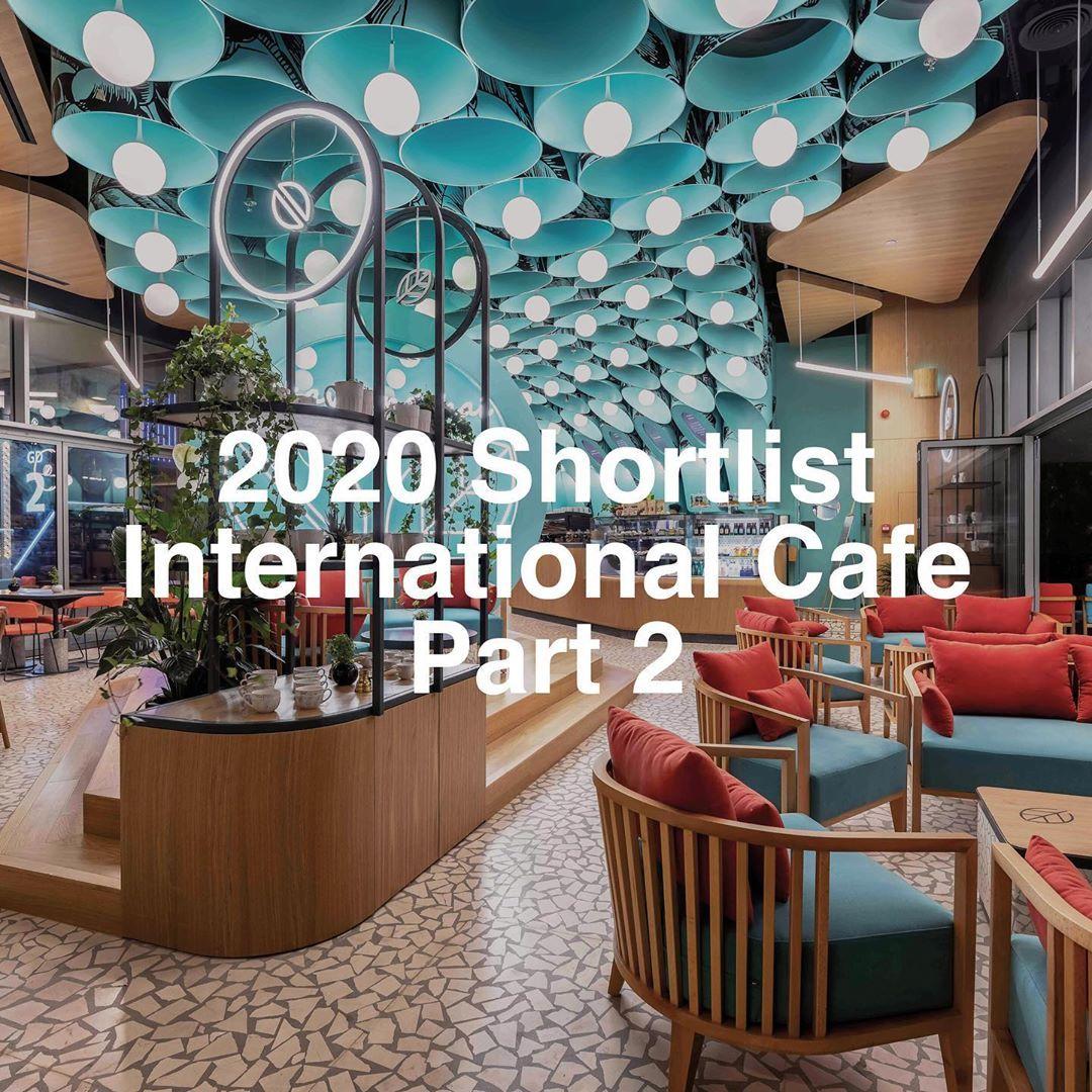 Kava Chai Cafe Shortlisted For Resataurnt And Bar Design Awards 2020 In Best International In 2020 Bar Design Awards Interior Design Dubai Restaurant Interior Design