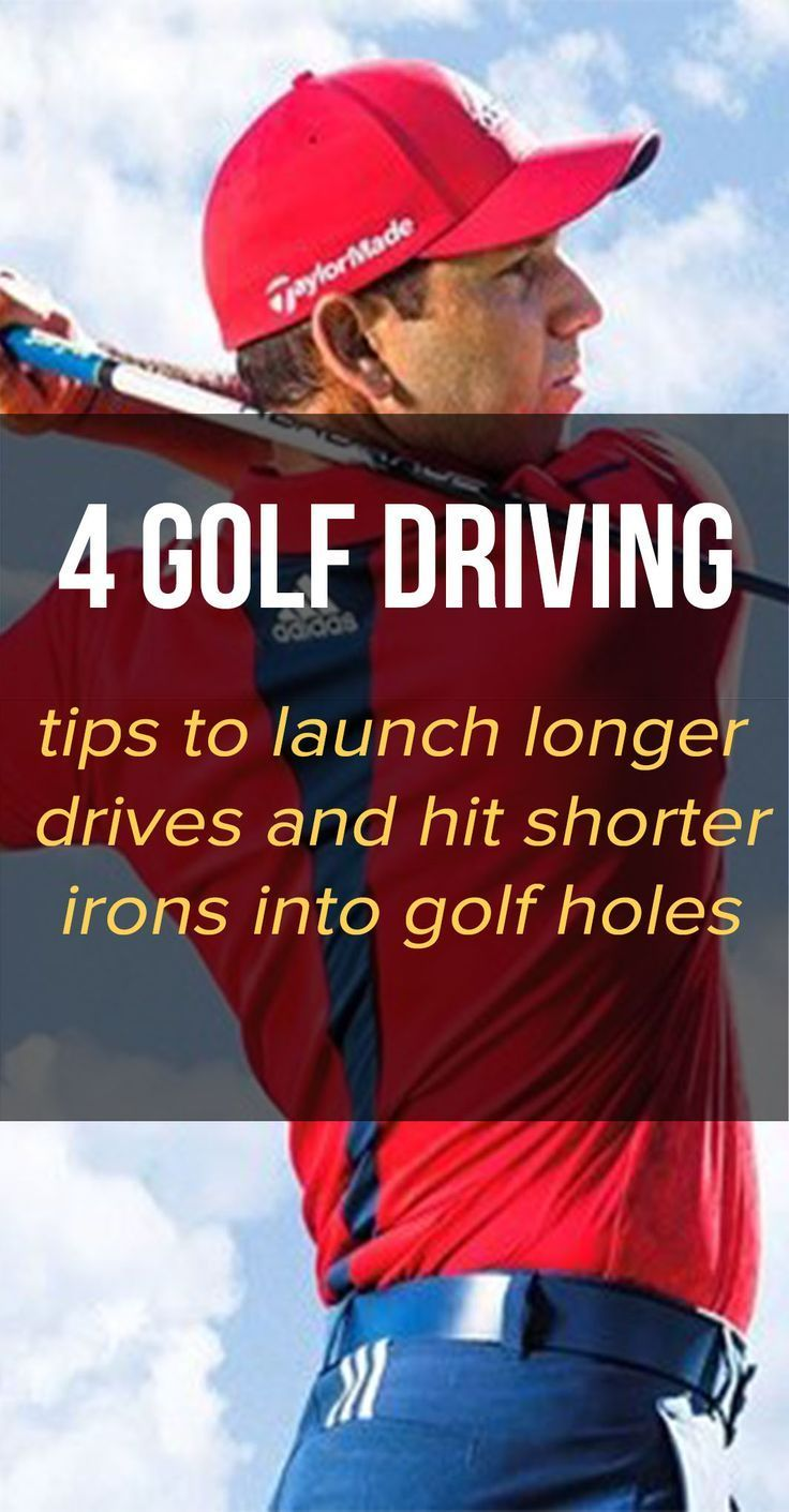 Hitting longer golf drives and gaining more distance off