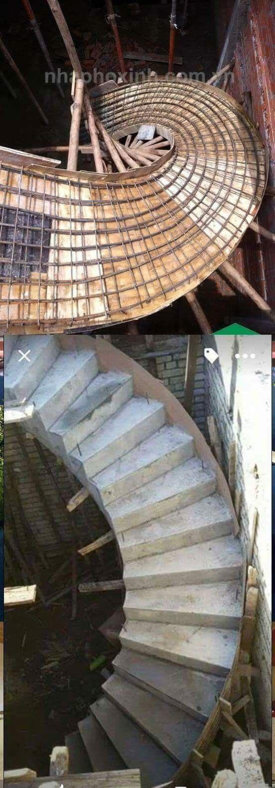 Pin de alvaro inga en escaleras en 2019 escaleras for Construccion de estanques circulares para tilapia
