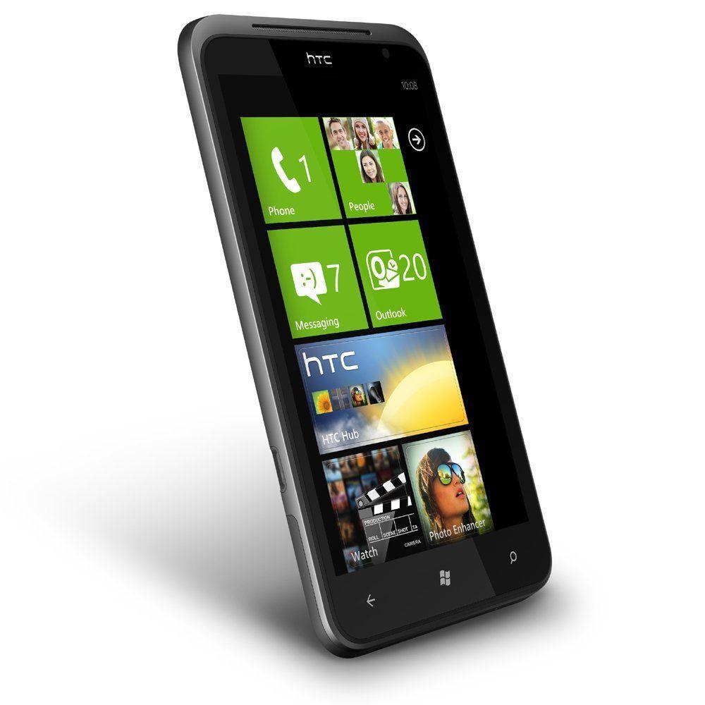 Amazon.com: HTC X310E Titan Unlocked Smartphone with Windows Phone OS 7.5, 8