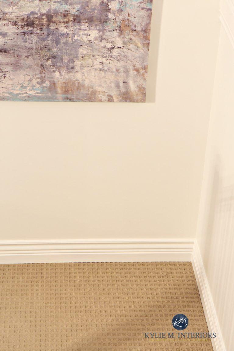 Colour Review Sherwin Williams Creamy Sw 7012 Beige Hallway Beige Carpet Best Paint Colors
