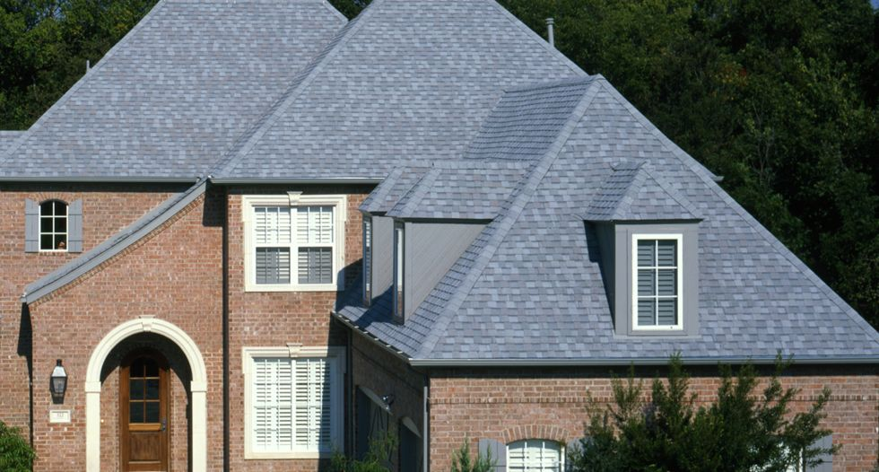 Best Heritage® Premium Heritage® In Olde English Pewter Roof 640 x 480