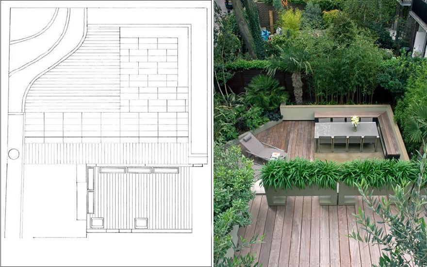 a great garden design plan needs a quality build these 10 case studies outline the process with drawings installation tips and landscape design ideas
