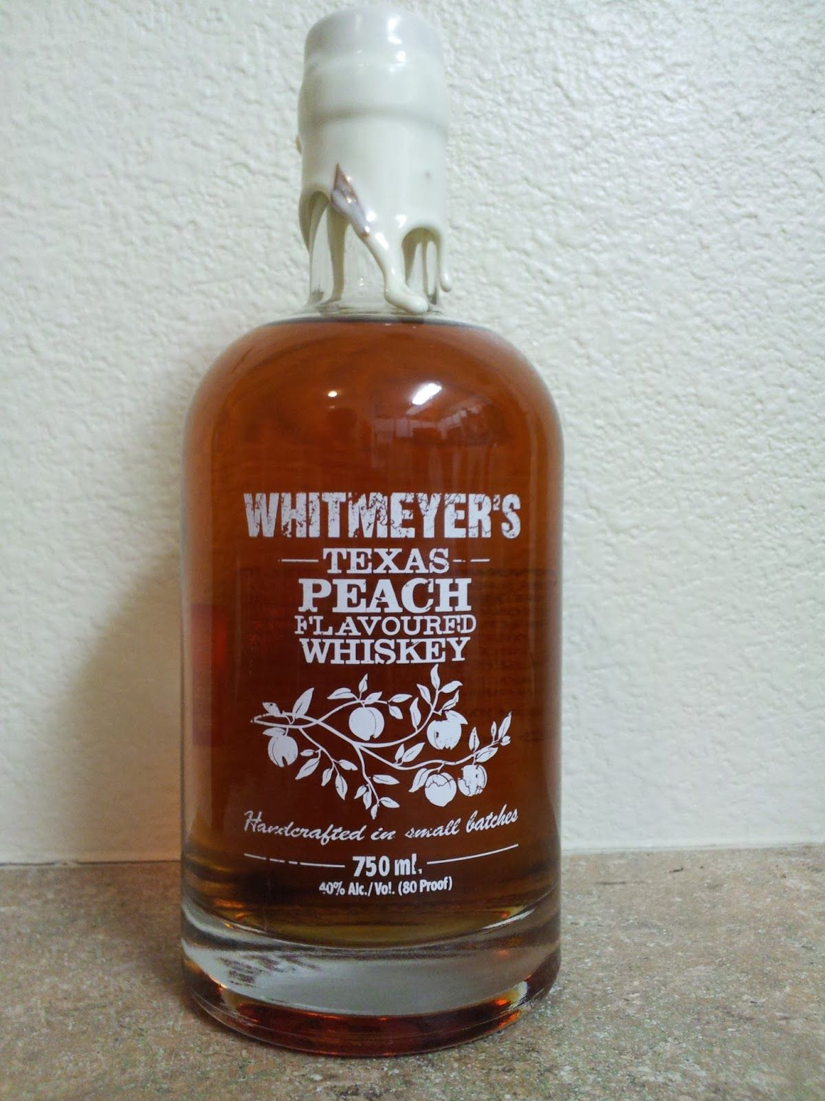 Whitmeyer S Peach Whiskey Soooo Good In A Whiskey Sour