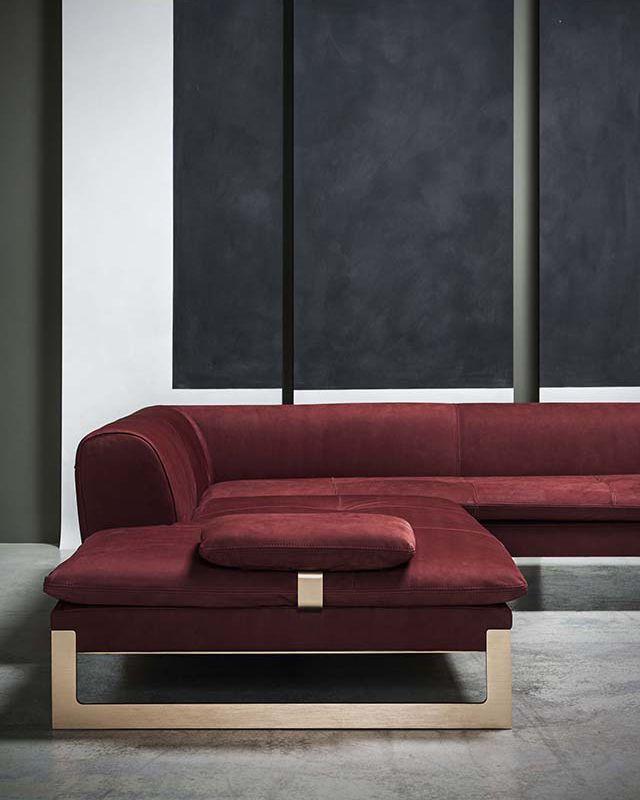 Homeinterior Decorators: Baxter VIKTOR Sofa #sofa #design #furniture #interior