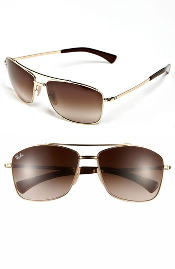 e1826795c778 Ray-Ban 60mm Aviator Sunglasses available at  Nordstrom